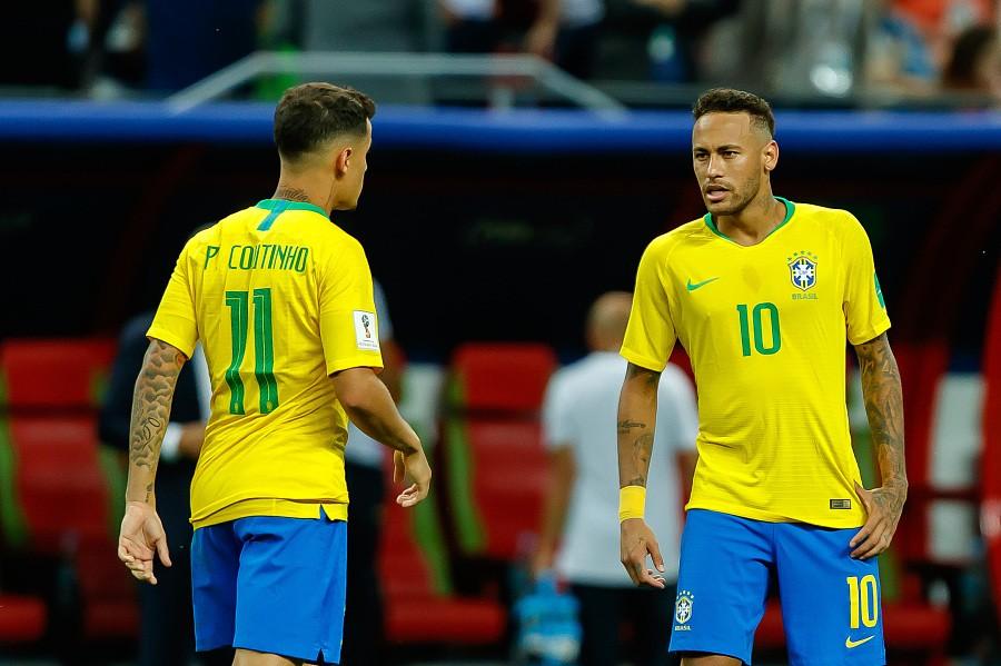热身,巴西队9月过招美国