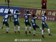 潍坊杯排位赛综述:一方胜上港避免垫底,西班牙人获季军
