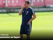 专注拜仁,理疗师离开德国足协