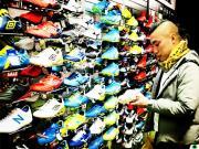 游记:叹为观止的日本足球装备市场