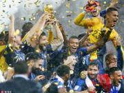 FIFA最新世界排名:法国登顶