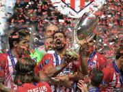 俱乐部欧战奖杯数排名:皇马米兰巴萨前三,马竞升至第八