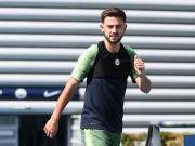官方:曼城球员帕特里克-罗伯茨租借至赫罗纳一个赛季
