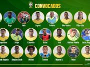 巴西名单:佩雷拉、阿图尔入选