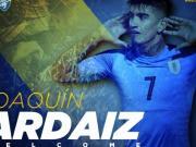 官方:弗罗西诺内租乌拉圭前锋