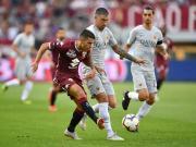 罗马客场1-0都灵,哲科两中柱后献绝杀,亚戈-法尔科进球被吹