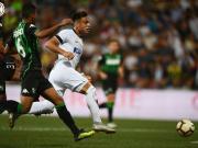 半场战报:2018/19赛季首轮比赛,国际米兰上半场暂...