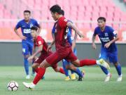 中超预备队第19轮综述:贵州4-1鲁能,上港2-0重庆稳居第一