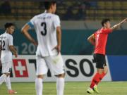 孙兴慜制胜球助韩国队亚运会小组出线,将在1/8决赛遭遇伊朗