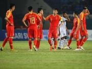 U23国足亚运会1/8决赛对手:沙特阿拉伯
