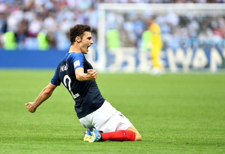 德尚:帕瓦尔的进球改变了我们的世界杯征程