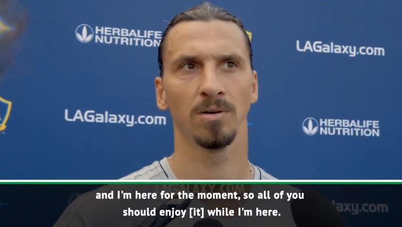 伊布:大伤之后想继续踢很多年,