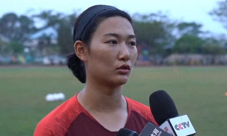 杨莉娜:对阵泰国我们进攻要快