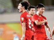 张修维鼓励U23国足:抬起头再来,你们很棒了