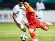 新华社:战术准备不足,中国U23国足输得闹心