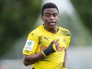 13岁小将穆科科进球,多特U17取得迷你鲁尔德比胜利