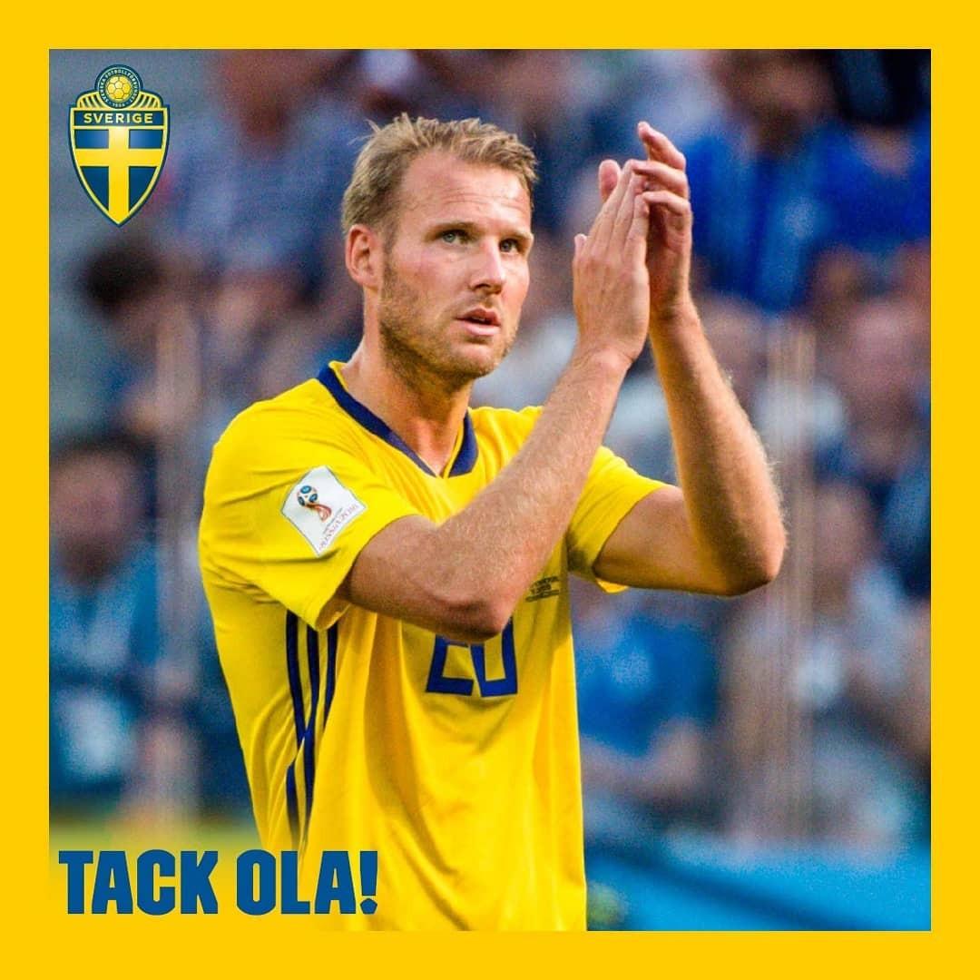 官方:托伊沃宁退出瑞典国家队