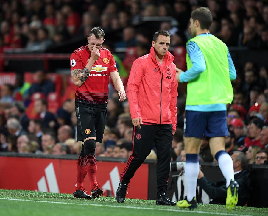 穆里尼奥:琼斯伤了