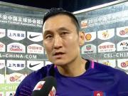邓小飞:球队在气势上不输国安