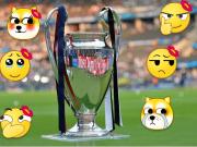 当欧冠小组赛抽签后,32强各队的表情是这样的......