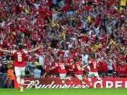 """在英国""""霸座"""":没有球票,我强行在温布利看了足总杯决赛"""