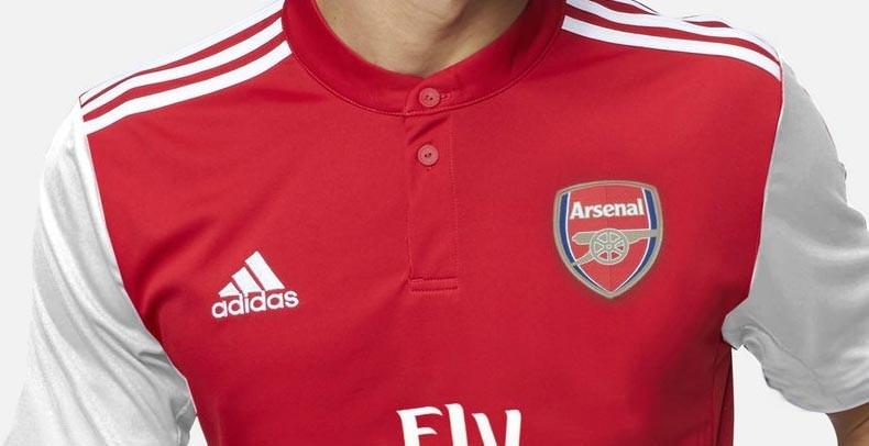 因近年成绩稍差,阿森纳新球衣赞助合同可能不足每年6000万镑
