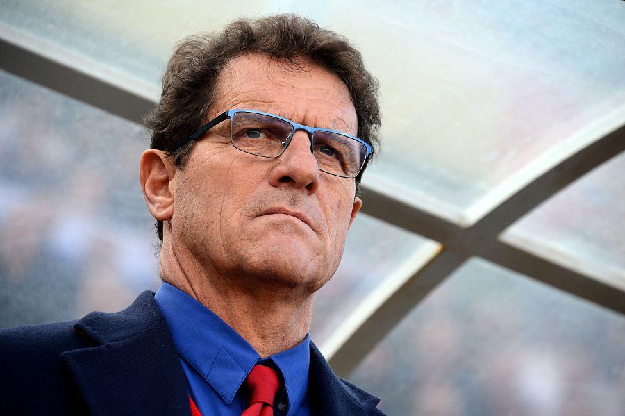 卡佩罗:罗马应该用9-0-1阵型