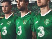 圣帕特里克绿!爱尔兰国家队2018/19赛季球衣发布!
