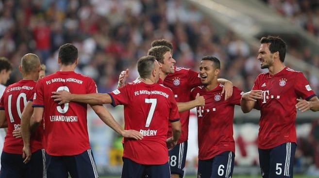 Sport1:拜仁本赛季德甲欧冠营收超两亿