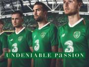 爱尔兰国家队2018/19主场球衣发布