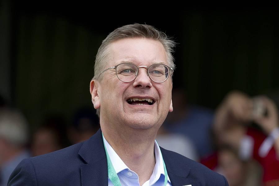德国足协主席:厄齐尔事件对申办2024年欧洲杯没