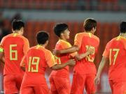 U21国足1-0缅甸U21,贺玺开场破门制胜,张源不幸伤退