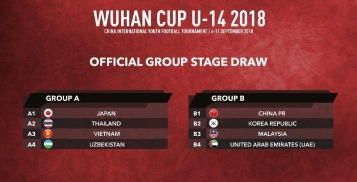 开门红,U14国足2-1战胜阿联酋