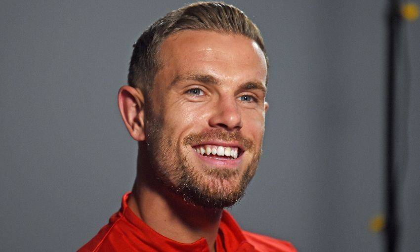 亨德森:愿意为利物浦奉献一生;杰拉德始终是