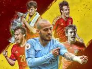 他是西班牙国家队历史第四射手,但为何总是被低估?