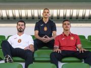 Joma发布保加利亚国家队2018/19主客场球衣