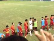 U14国足遭金球绝杀,0-1输泰国