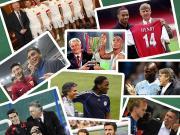 """球员和教练之间的""""师徒情深""""在足坛并不少见,一些名帅也.."""
