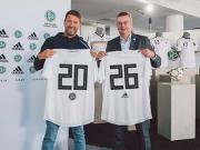 德国足协与阿迪达斯续约至2026年
