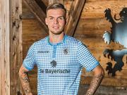慕尼黑1860发布2018慕尼黑啤酒节特别版球衣
