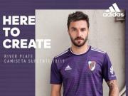 阿迪达斯发布河床2018/19赛季客场球衣