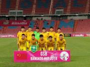 青训周报丨U19国青3-1再胜泰国,青超U19上港领跑