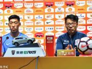 吴金贵:我们年轻球员进步很快