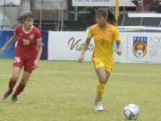 三战全胜,U16女足9-0击败约旦