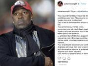 奥巴梅扬:加蓬足协表现业余,我爸不会执教国家队