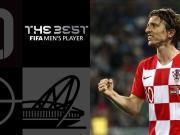 打破梅罗10年垄断!莫德里奇当选FIFA年度最佳男足球员