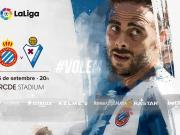 西班牙人vs埃瓦尔比赛大名单,后防核心大卫-洛佩斯伤缺