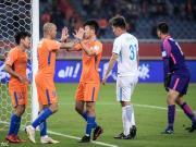 鲁能3-0一方,总比分4-0晋级足协杯决赛,塔尔德利两传一射
