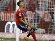 拜仁1-1奥堡各项赛事七连胜终结,罗本破门,里贝里进球被吹