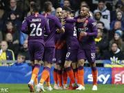 曼城客场3-0牛津联晋级英联杯第4轮,福登造三球,热苏斯破门